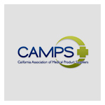 CAMPS - California Association of Medical Products Logo