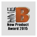 HME New Product Award Logo