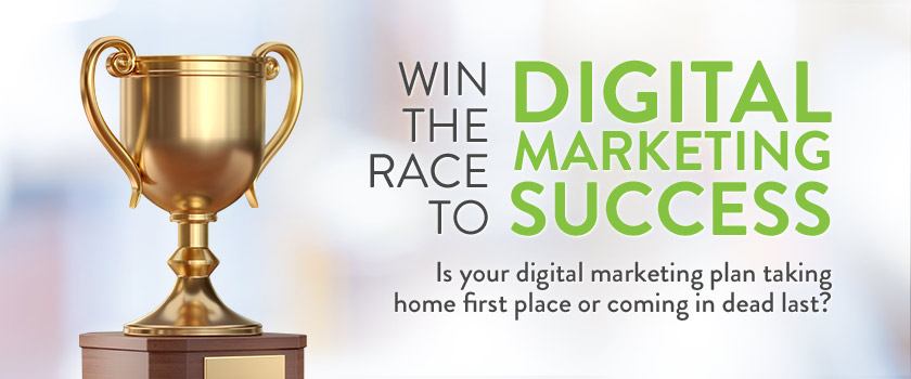Win the Race to Digital Marketing Success!